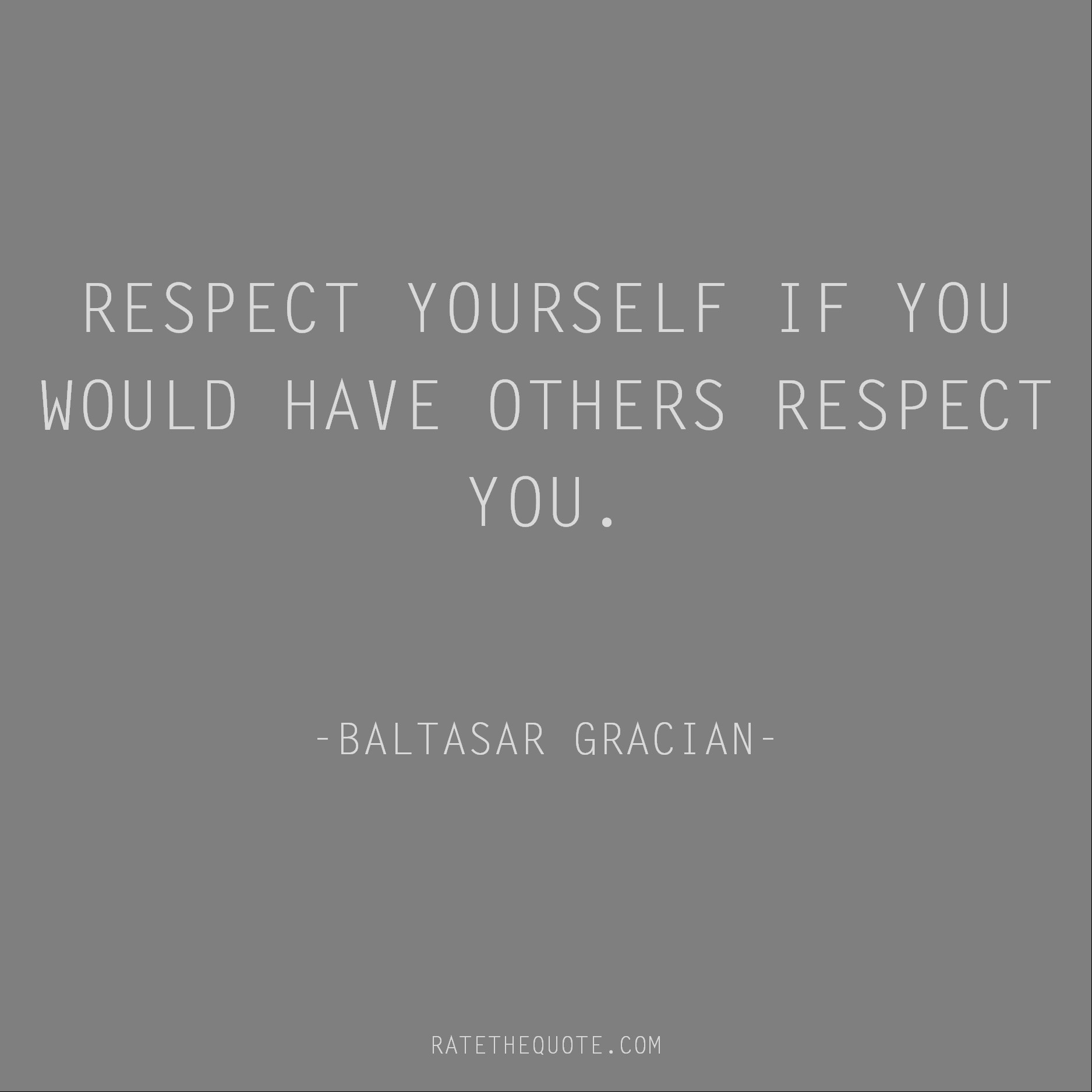 Quotes About Respect